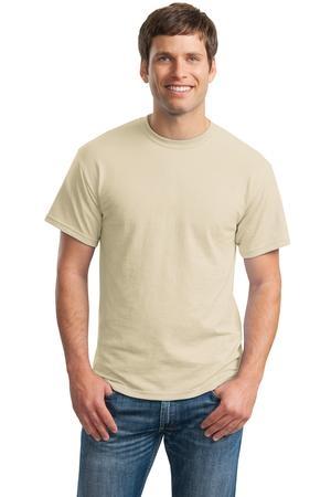 Gildan® – DryBlend® 50 Cotton/50 Poly T-Shirt. 8000.