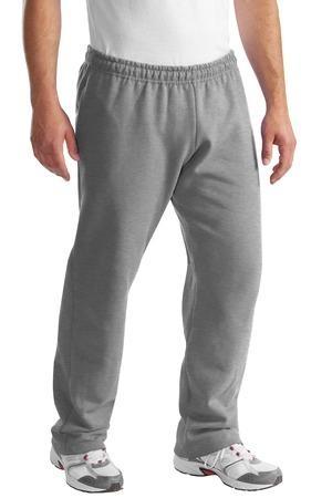 Gildan® – DryBlend® Open Hem Sweatpant. 12300.