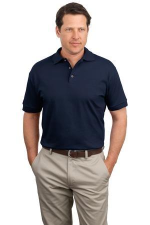 JERZEES® – Heavyweight Cotton HD™ 6.1-Ounce Jersey Knit Sport Shirt. J100.