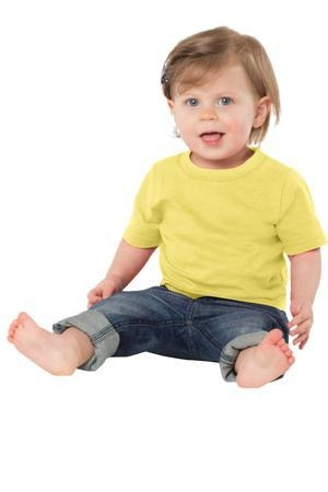 Precious Cargo® Infant 5.4-oz 100% Cotton T-Shirt. CAR54I.